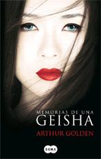 Portada del libro Memorias de una Geisha