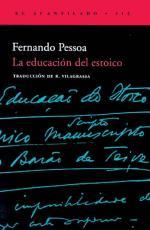 Portada del libro La educación del estoico