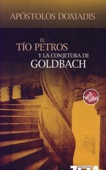 Portada del libro El tío Petros y la conjetura de Goldbach