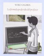 Portada del libro La fórmula preferida del profesor