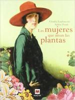 Portada del libro Las mujeres que aman las plantas