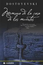 Portada del libro Memoria de la casa de los muertos