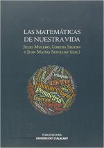 Portada del libro Las matemáticas de nuestra vida