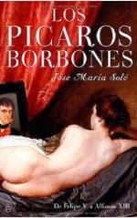 Portada del libro Los pícaros Borbones