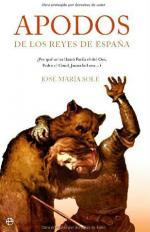 Portada del libro Apodos de los reyes de España