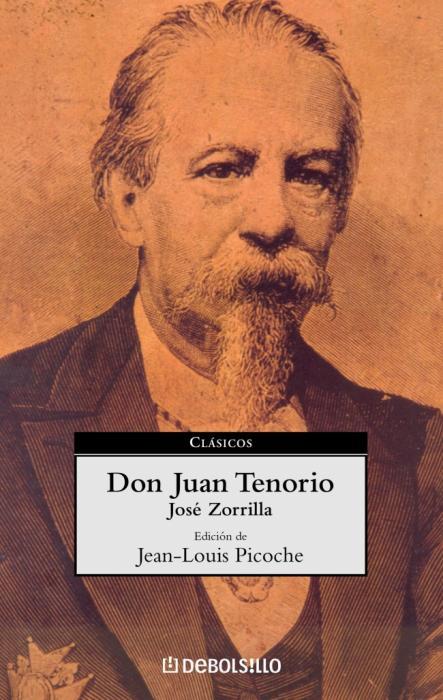 Portada del libro Don Juan Tenorio