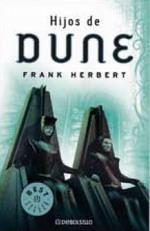 Portada del libro Hijos de Dune (Dune 3)