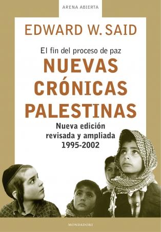 Portada del libro NUEVAS CRONICAS PALESTINAS
