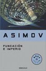 Portada del libro Fundación e imperio