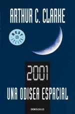 Portada del libro 2001: Una odisea espacial