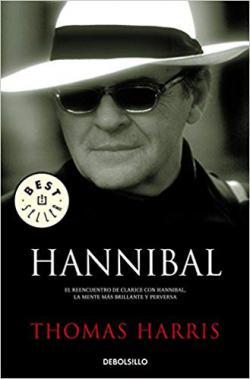Portada del libro Hannibal. Hannibal Lecter 3