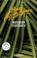 Portada del libro Montenegro (Cienfuegos IV)
