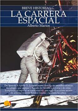 Portada del libro Breve historia de la carrera espacial
