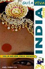 Portada del libro India Norte Guia Viva>Internacional, edicion 2010/11