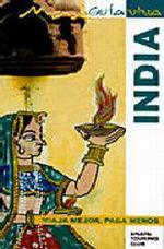 Portada del libro India Guia Viva>Maxi Guia Viva, edicion 2010/11