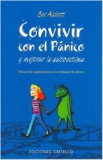Portada del libro Convivir con el pánico y mejorar la autoestima