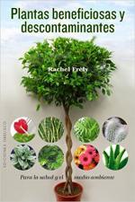 Portada del libro Plantas beneficiosas y descontaminantes