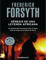 Portada del libro GENESIS DE UNA LEYENDA AFRICANA