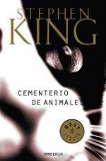 Portada del libro Cementerio de animales