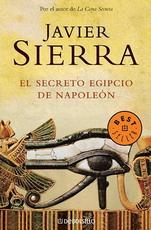 Portada del libro El secreto egipcio de Napoleón