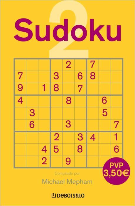 Portada del libro Sudoku 2