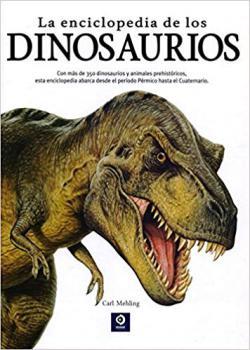 Portada del libro La enciclopedia de los dinosaurios