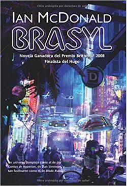Portada del libro Brasyl