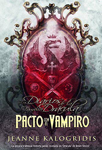 Portada del libro Pacto con el Vampiro