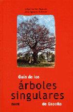 Portada del libro Guía de los árboles singulares