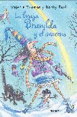 Portada del libro LA BRUJA BRUNILDA Y EL INVIERNO