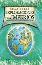 Portada del libro ATLAS DE LAS EXPLORACIONES Y LOS IMPERIOS