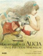 Portada del libro Las aventuras de Alicia en el país de las maravillas