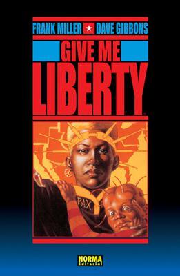 Portada del libro Give me liberty