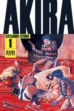 Portada del libro Akira - Volumen 1