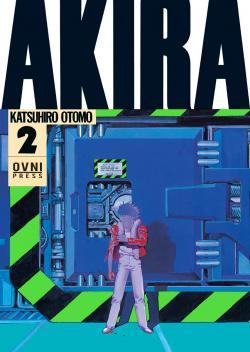 Portada del libro Akira - Volumen 2
