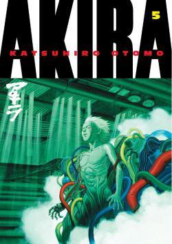 Portada del libro Akira - Volumen 5