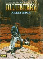 Portada del libro El teniente Blueberry: Nariz rota