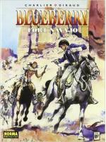 Portada del libro El teniente Blueberry: Fort Navajo