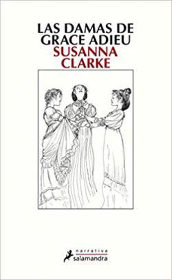 Portada del libro Las damas de Grace Adieu