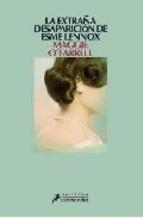 Portada del libro La extraña desaparición de Esme Lennox