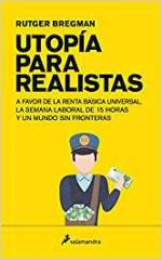 Portada del libro Utopía para realistas