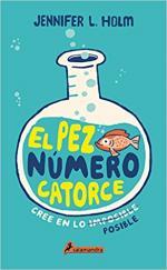 Portada del libro El pez número 14