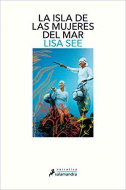 Portada del libro La isla de las mujeres del mar