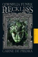 Portada del libro Reckless. Carne de Piedra