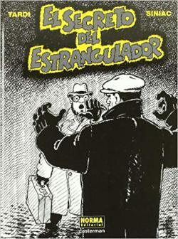 Portada del libro El secreto del estrangulador