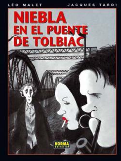 Portada del libro Niebla en el puente de Tolbiac