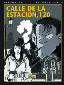 Portada del libro Calle de la Estación 120