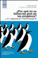 Portada del libro POR QUE LOS PIES DE LOS PINGUINOS NO ...