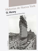 Portada del libro Historias de Nueva York
