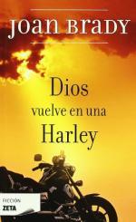 Portada del libro Dios vuelve en una Harley